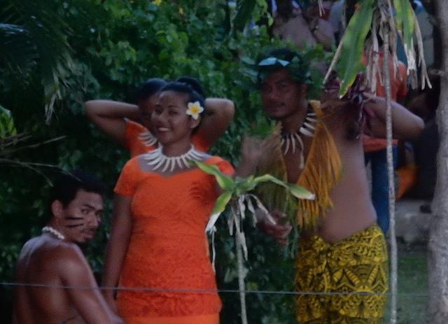 Apia Samoa - Entertainers