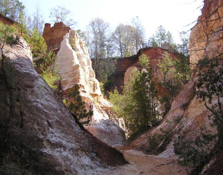 Canyon State Park, Georgia