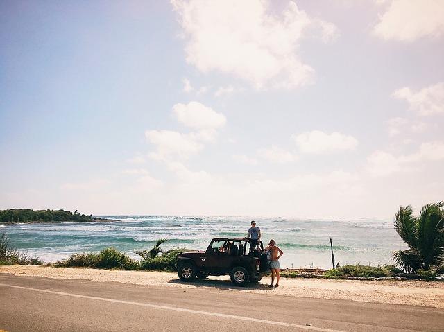 Beach Lovers Road Trips