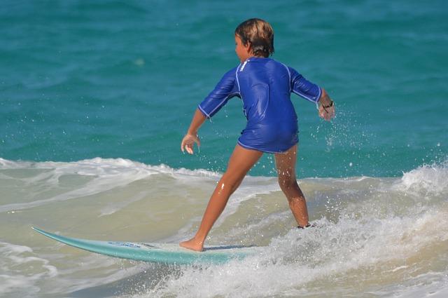 Beginner Surfing Desteinations