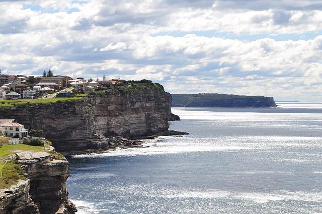 Bondi Coastline Australia