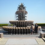 Charleston SC Pineapple Fountain