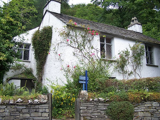 Dove Cottage Lake District UK