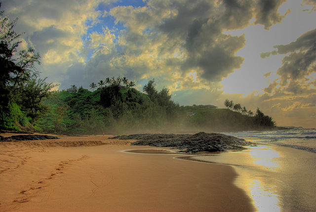 Secret Beach North Shore Kauai