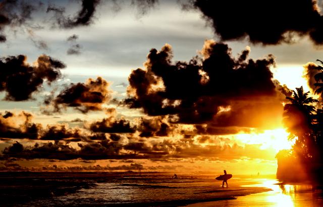 Sri Lanka Surfing Beaches