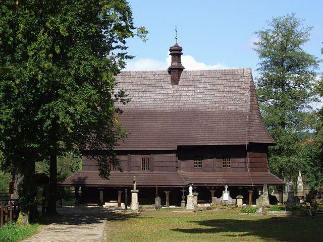St. Leonard's Church, Poland