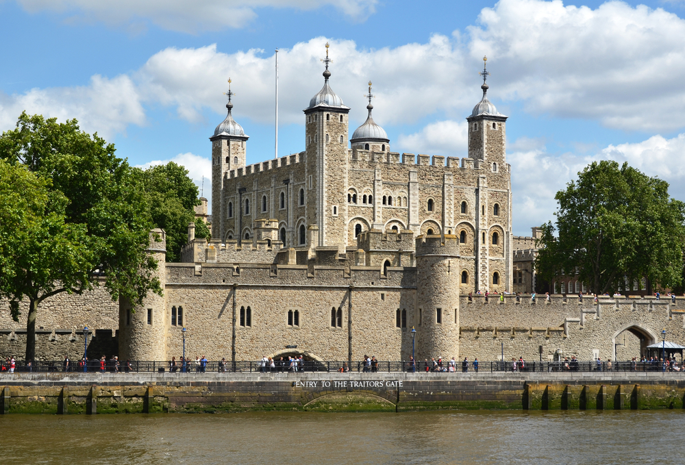 Haunted London - Tower of London