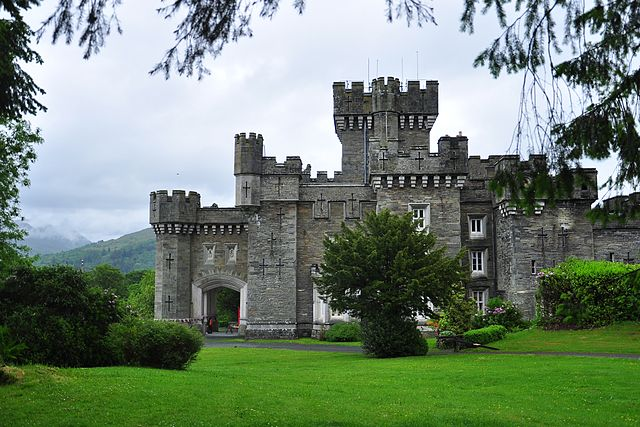 Wray Castle Windemere UK
