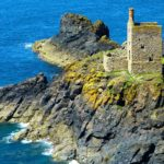 Botallack Mine Cornwall England