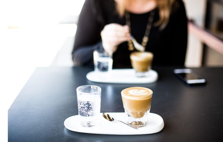 Coffee Shops in Edinburgh