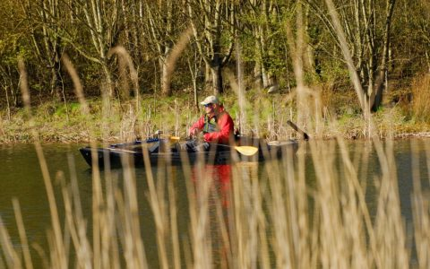 Adventures in Texas – Try A Saltwater Kayak Fishing Trip
