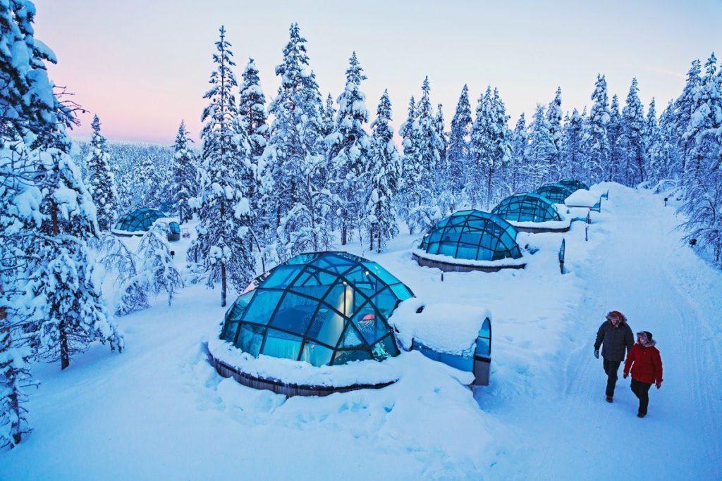 Kakslauttanen Arctic Village Finland