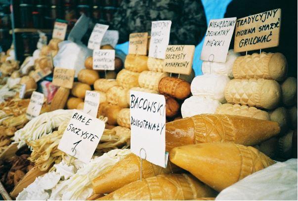 Smoked Cheese Poland