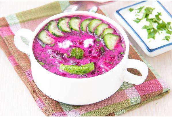 Cold Soup Poland