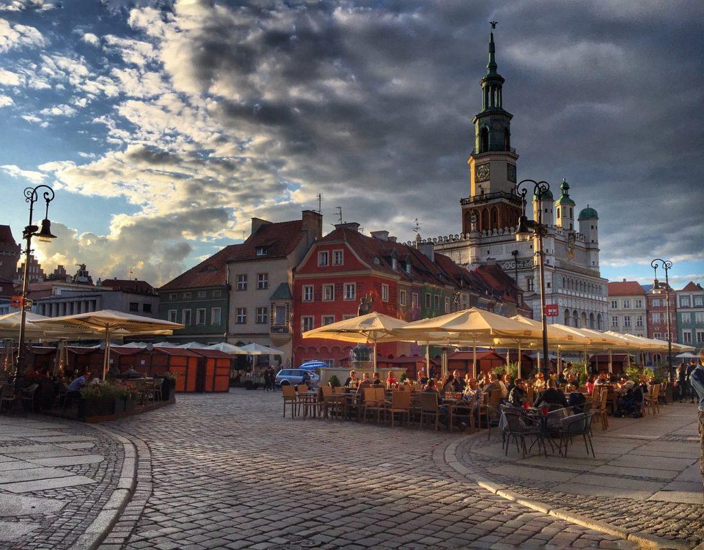 Poland Street Cafe