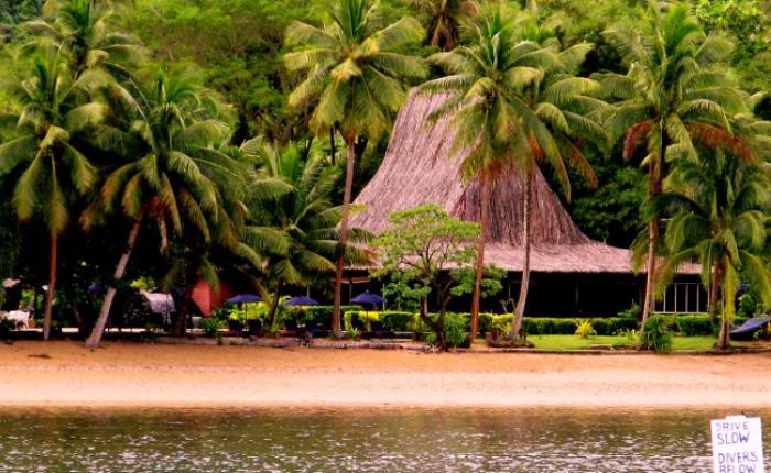 Bequa Island Fiji