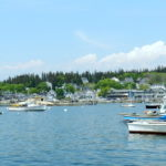 Stonington Village Maine