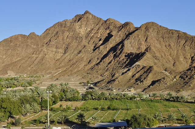 Fujairah Mountain