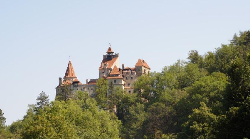 Halloween Transylvania