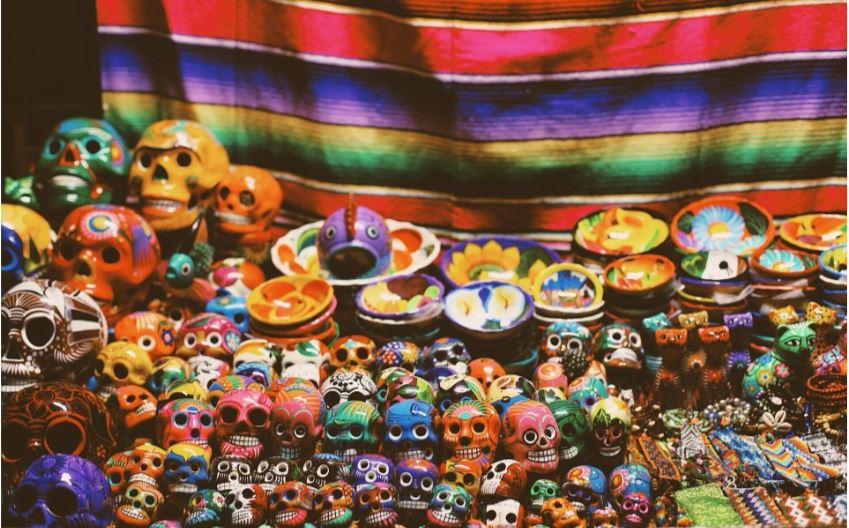 Halloween Mexico