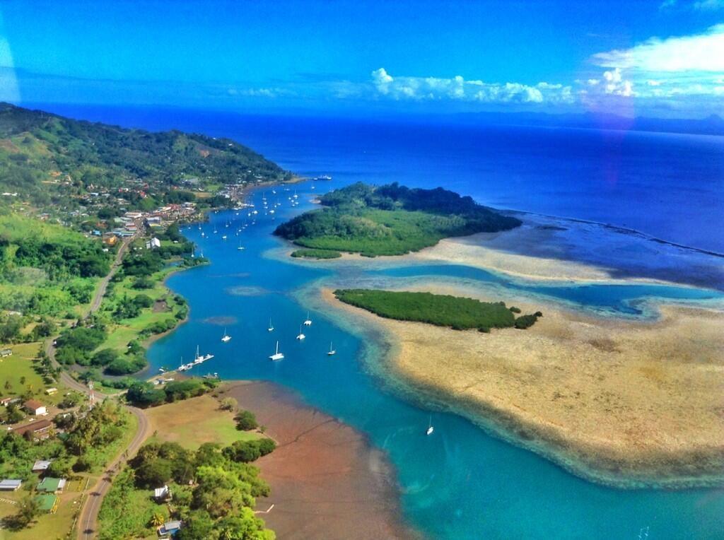 Savusavu Bay Fiji