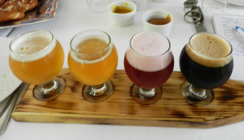 Maine Beer Tasting