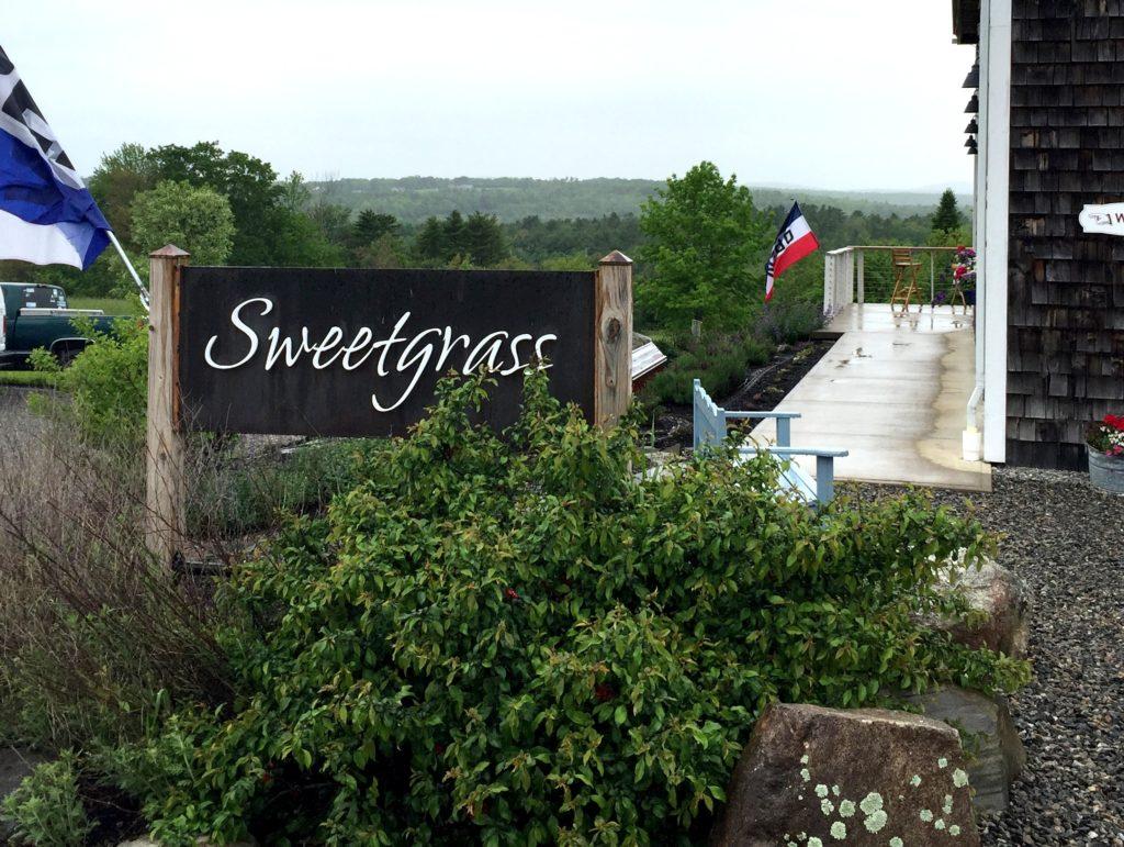 Sweetgrass Winery, Union, Maine