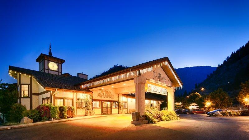 Icicle Hotel, WA