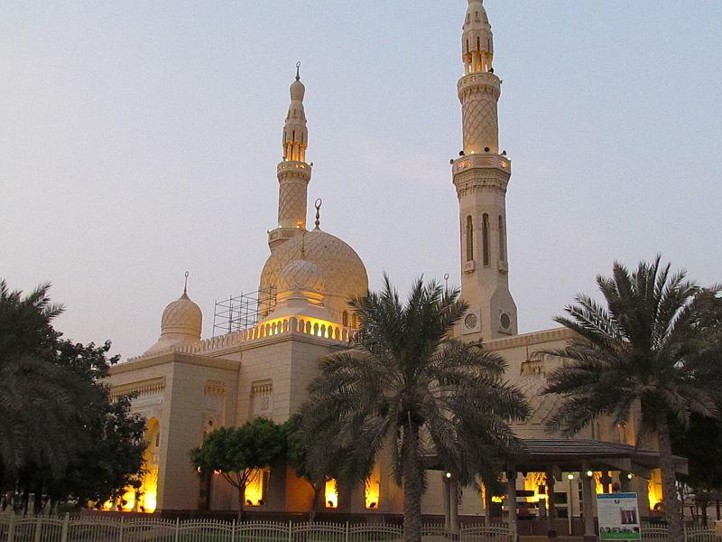 Jumeira Mosque Dubai