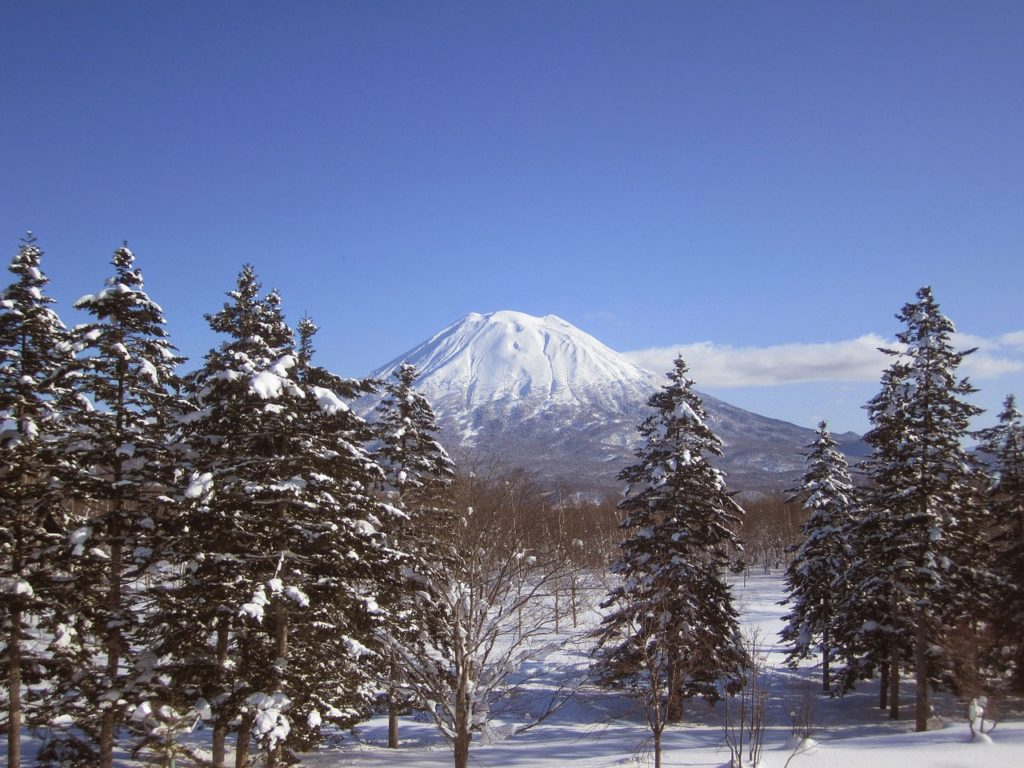 Niseko Japan in Winter