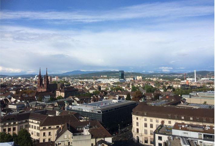 Basel Switzerland walking tour