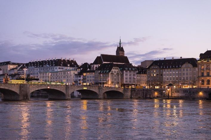 Basel Switzerland on a budget