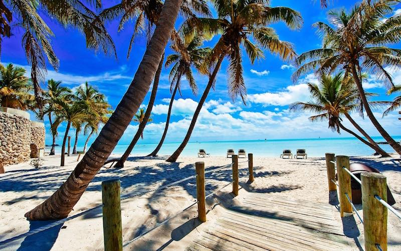 Florida Keys Beach