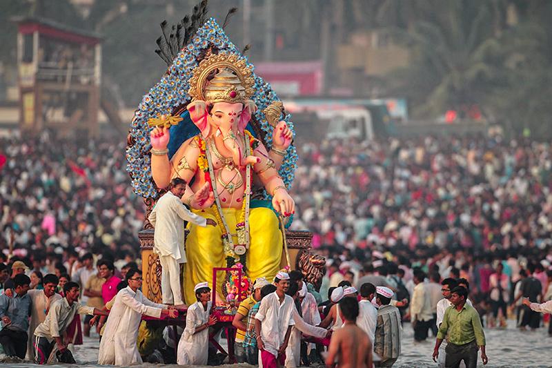Ganesh Chaturthi Festival India