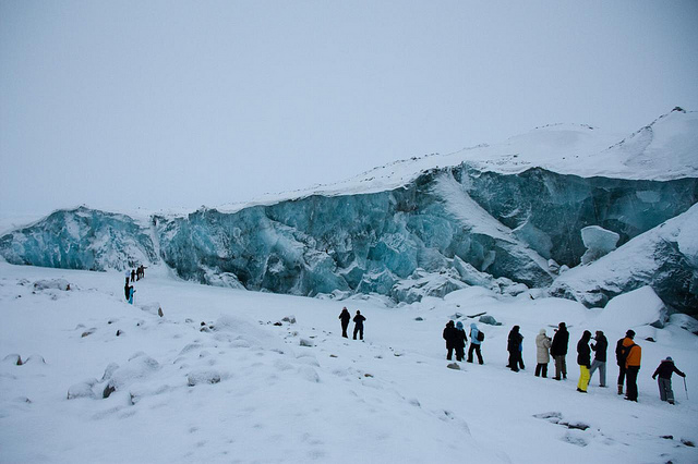 Ice Cap Hike Greenland