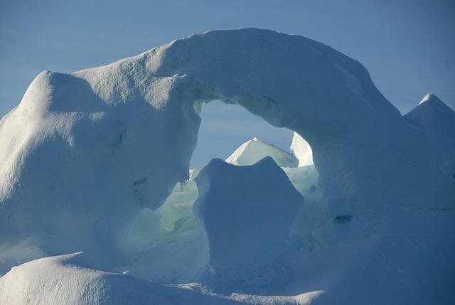 Greenland Iceburg