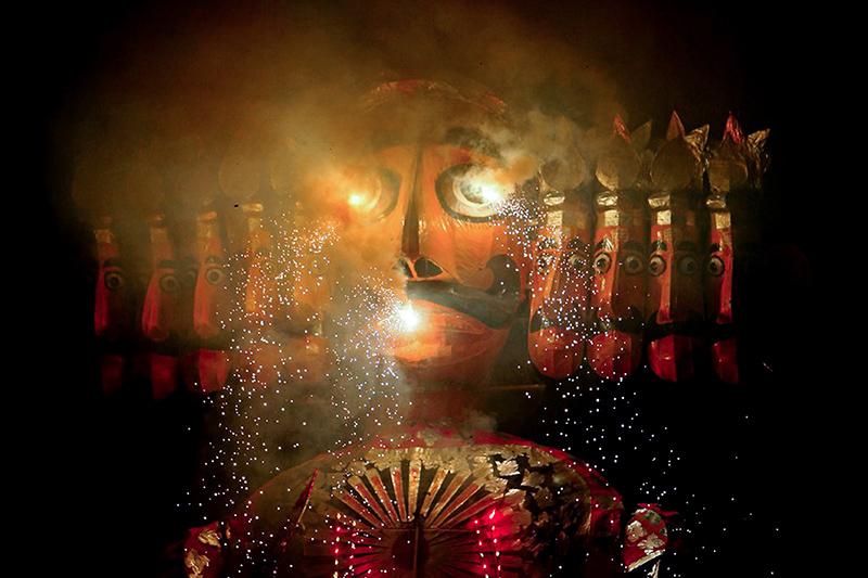Dusserhra Festival India