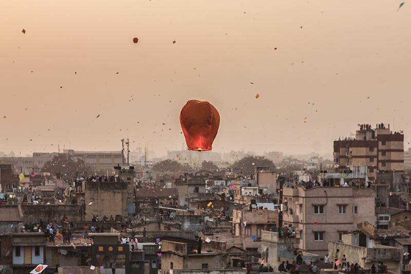 Makar San Festival India