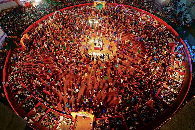 Navratri Festival India