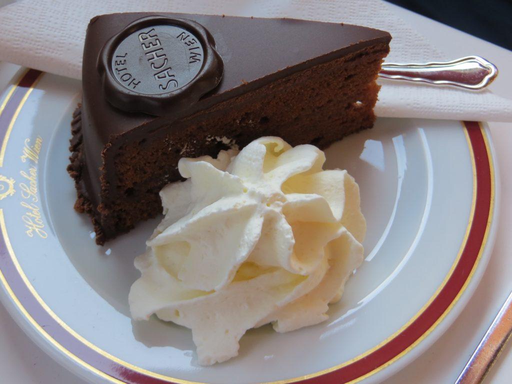 Sacher Torte Vienna Austria