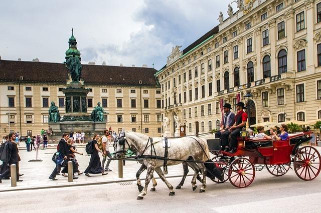 Vienna Square Austria