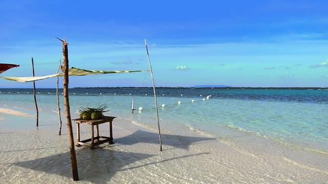 Philippines, Coconut, Beach