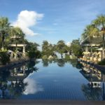 Phuket Thailand Infinity Swimming Pool