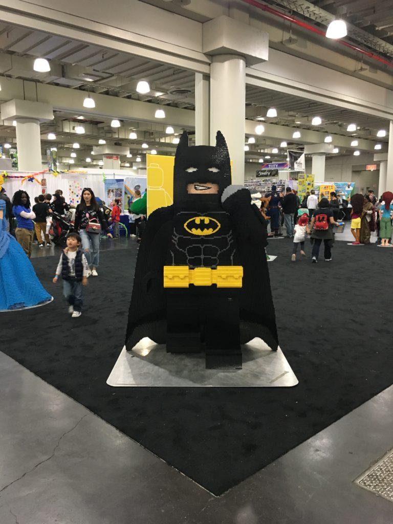 Bat Man Lego at Play Fair