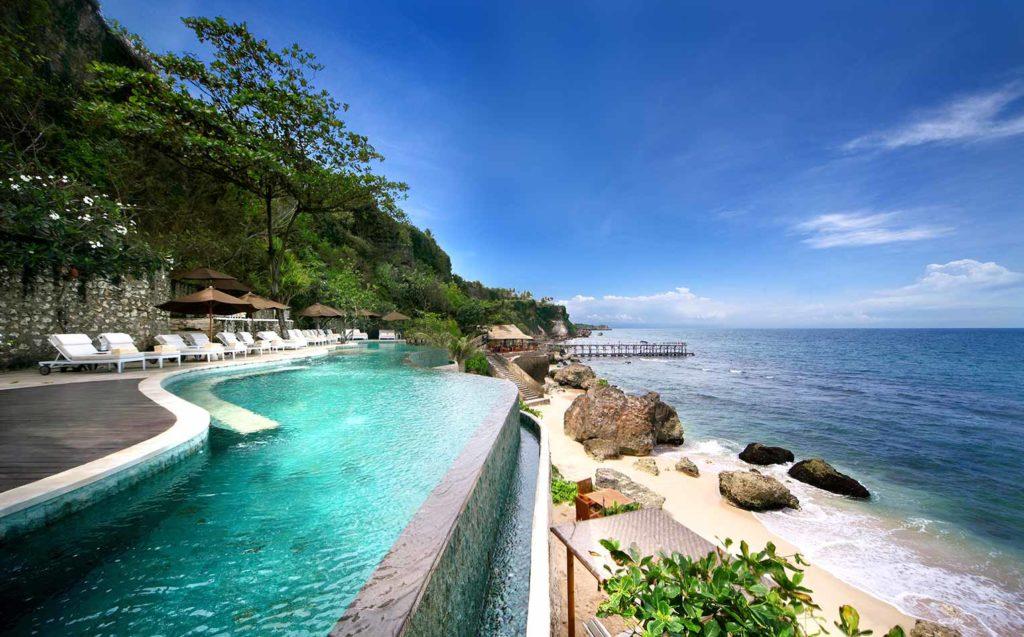 Ayana Resort Pool Bali