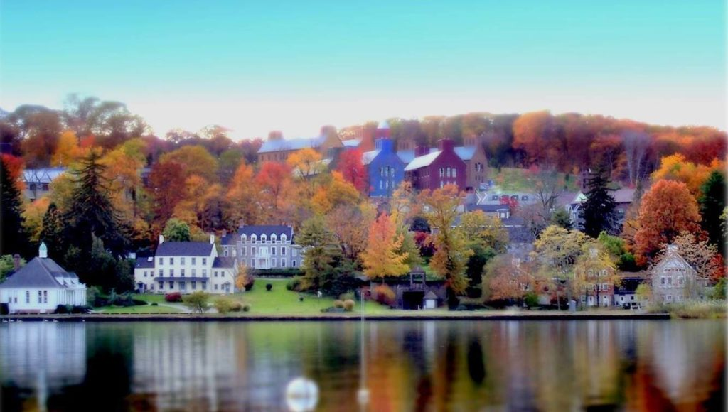 Cold Spring New York by By AdmOxalate