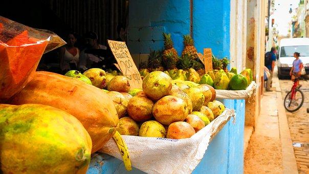 Cuba Street Market