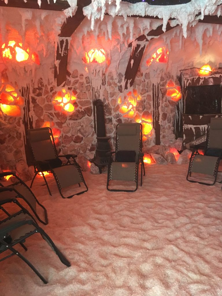 Salt Cave Therapy, NY