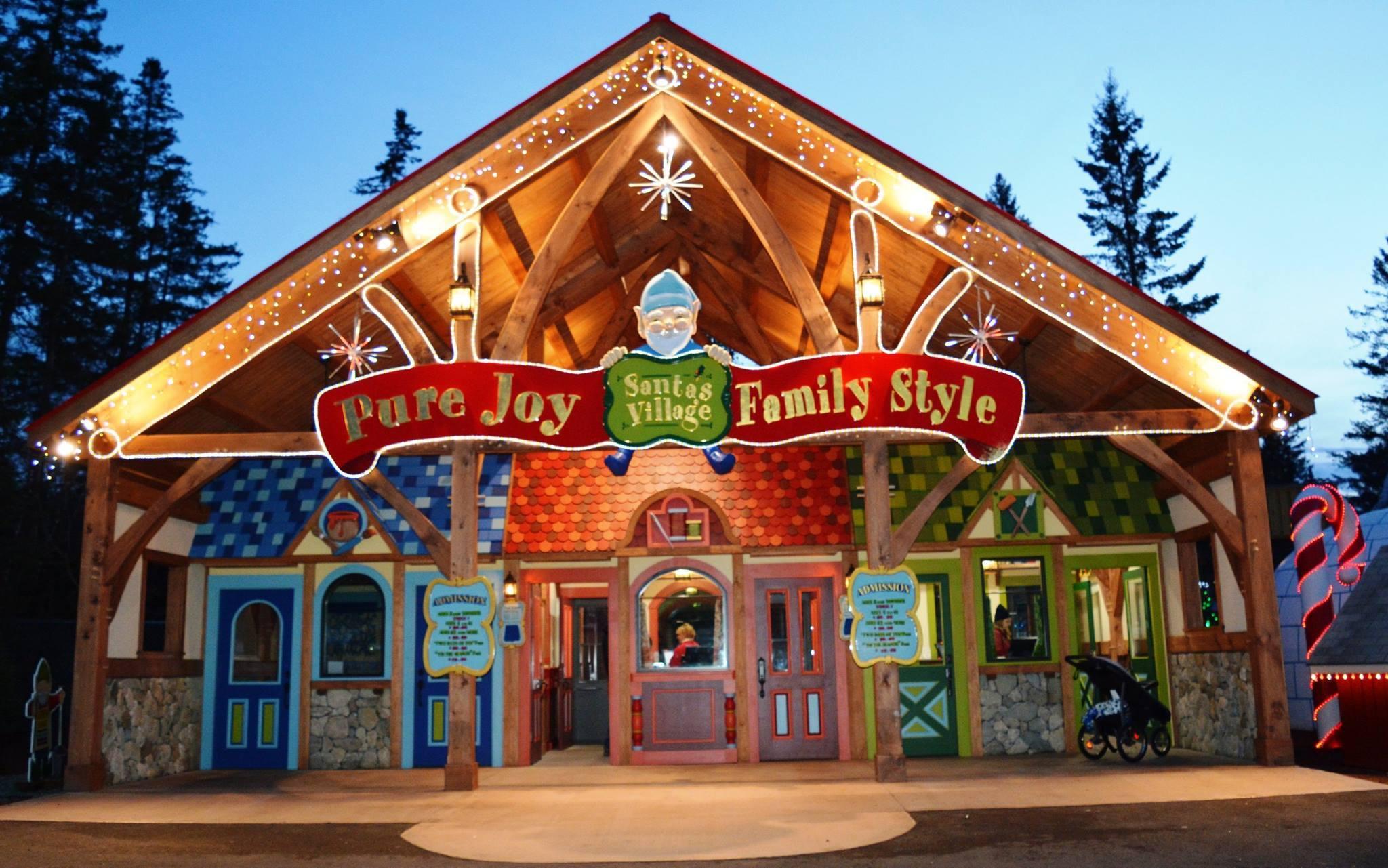 Santa's Village Jefferson NH