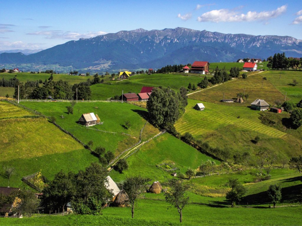 Romania Brasov Region